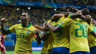 Brasil enfrenta o Paraguai nas quartas de final da Copa América