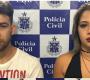 Ibicuí: Dupla é flagrada comercializando ecstasy e lança perfume em festa privada