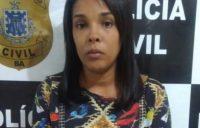 Mulher tem 14 passagens pela polícia por furtos em Porto Seguro, Ilhéus, Eunápolis e Itabuna