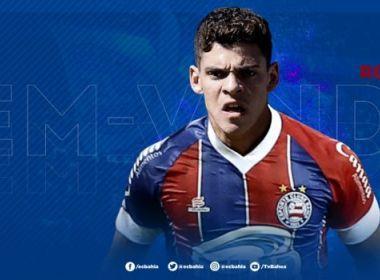 Bahia confirma a contratação do volante Ronaldo; contrato vai até 2020
