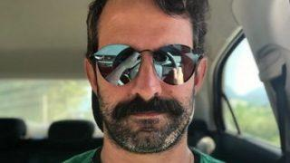 Ex-galã da Globo, Iran Malfitano trabalha como motorista de aplicativo