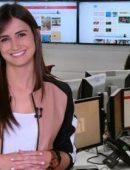 Com 11 anos de casa, Mari Palma se despede da TV Globo