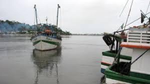 loi - Barco pesqueiro desaparece no mar de Ilhéus - o tempo jornalismo