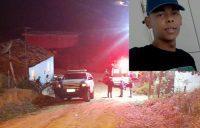 Ipiaú: Criminosos invadem casa e executam jovem de 22 anos na frente da família