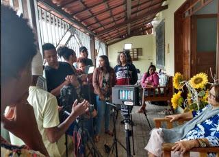 Estudantes de Jussari e Itajuípe desenvolvem audiovisuais