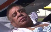 Após 60 dias internado, Agnaldo Timóteo recebe alta hospitalar
