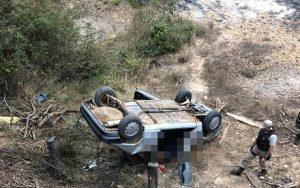 whatsapp image 2019 07 21 at 00.51.16 300x188 - Motorista de carro morre durante acidente; grávida e criança ficam feridas - o tempo jornalismo