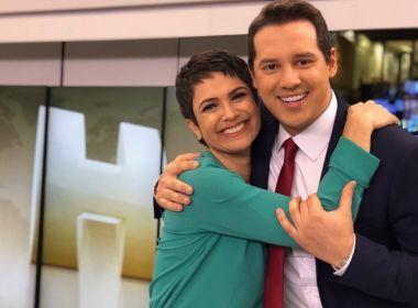 Sandra Annenberg deixa 'Jornal Hoje' após demissão de Dony; Maju assume lugar