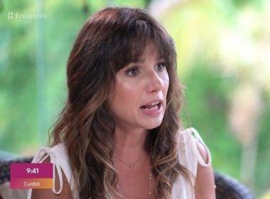 Paula Fernandes revela que mãe evitou que ela cometesse suicídio: 'Disse que ia pular'