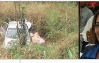 Ex-vice-prefeita de Gongogi morre em grave acidente na BR-101