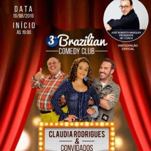 bbbbbbbbbb 300x300 - 'Chegando o grande dia': Após seis anos, Claudia Rodrigues celebra retorno aos palcos - o tempo jornalismo