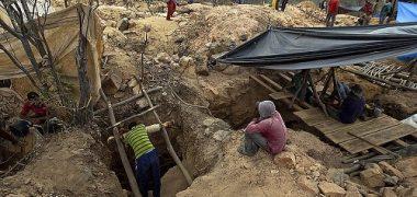 Dois garimpeiros morrem após desabamento de mina ilegal na Bahia